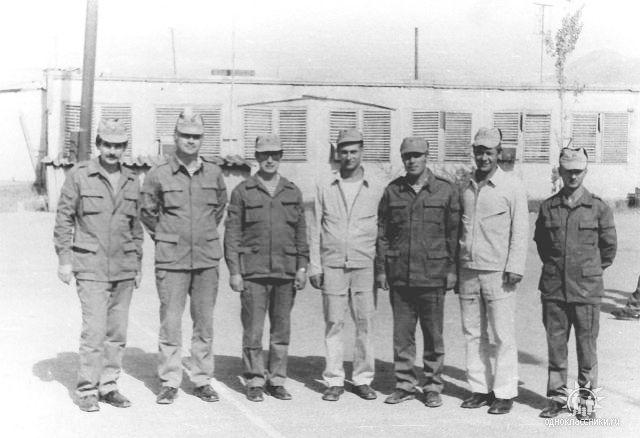Советские соколы в Афганистане в первый год войны