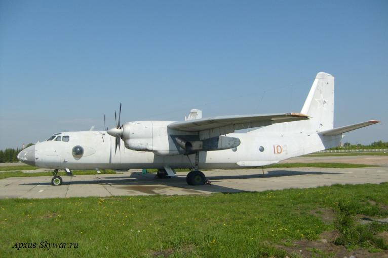 Ан-26РТ №10 (бывший №04) зав.0404