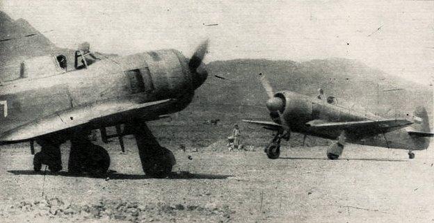 Египетские Як-11 в Йемене