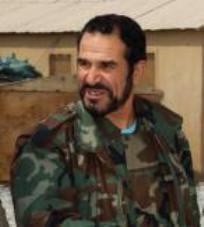 Бригадный генерал Мохаммед Барат